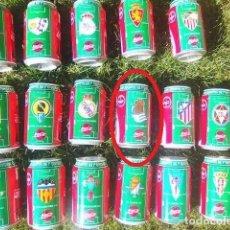 Coleccionismo deportivo: LATA COCA COLA LIGA 96/97 REAL SOCIEDAD DE SAN SEBASTIÁN. Lote 261333135