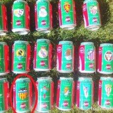 Coleccionismo deportivo: LATA COCA COLA LIGA 96/97 VALENCIA C. F.. Lote 261333475