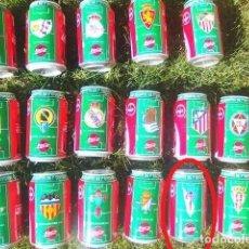 Coleccionismo deportivo: LATA COCA COLA LIGA 96/97 S. D. COMPOSTELA. Lote 261333695