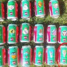Coleccionismo deportivo: LATA COCA COLA LIGA 96/97 SPORTING DE GIJÓN. Lote 261333790