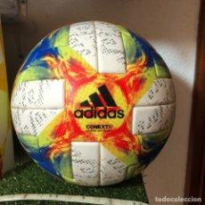 Coleccionismo deportivo: BALON OFICIAL ADIDAS CONEXT 19 MATCH BALL. Lote 262414010