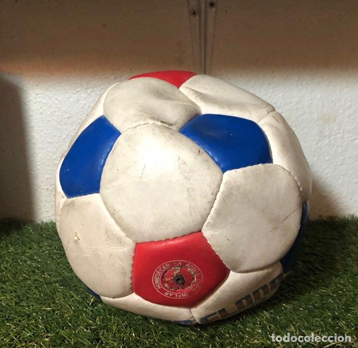 Coleccionismo deportivo: Balon Juegos Olímpicos Barcelona 1992 - Foto 2 - 262751020