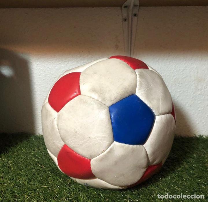 Coleccionismo deportivo: Balon Juegos Olímpicos Barcelona 1992 - Foto 3 - 262751020