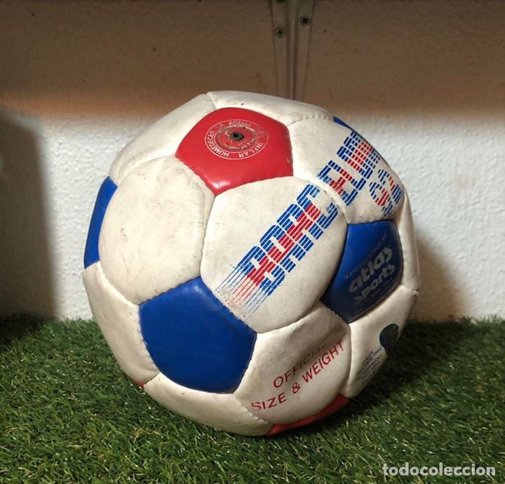 Coleccionismo deportivo: Balon Juegos Olímpicos Barcelona 1992 - Foto 4 - 262751020