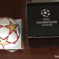Coleccionismo deportivo: LLAVERO BALÓN FINAL CHAMPIONS MADRID 2010. Lote 262857525