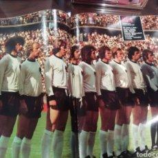 Coleccionismo deportivo: MUNDIALES Y EUROCOPAS. TODAS FINALES EN DVD. 33 FINALES.. Lote 263722075