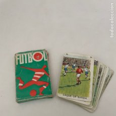 Coleccionismo deportivo: ANTIGUA BARAJA DE FÚTBOL ANTIGUA. Lote 264100950