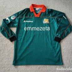 Coleccionismo deportivo: MATCH WORN VENEZIA 1999 2000 PETKOVIC L MATCHWORN SHIRT MAGLIA. Lote 268322489