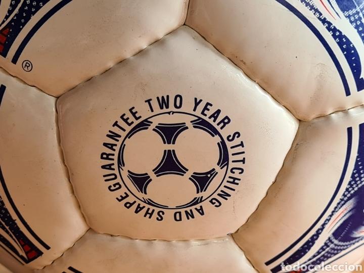 Coleccionismo deportivo: Balón Adidas Tricolore Mundial Fútbol Francia 1998 Official World Cup Ball Soccer - Foto 3 - 268845754