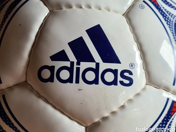 Coleccionismo deportivo: Balón Adidas Tricolore Mundial Fútbol Francia 1998 Official World Cup Ball Soccer - Foto 4 - 268845754