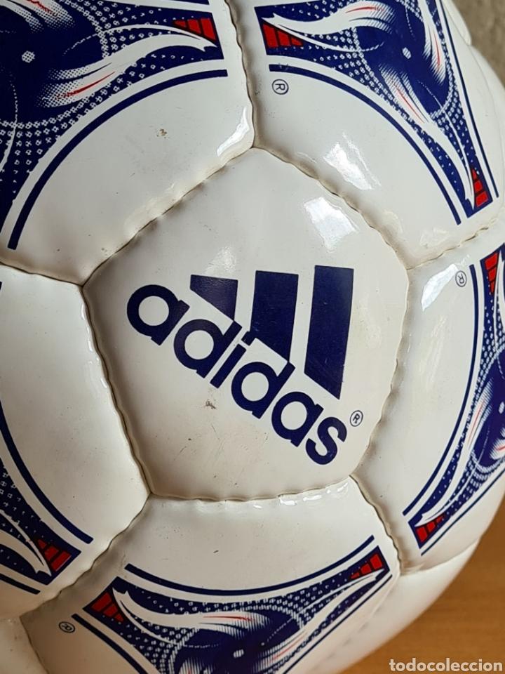 Coleccionismo deportivo: Balón Adidas Tricolore Mundial Fútbol Francia 1998 Official World Cup Ball Soccer - Foto 27 - 268845754