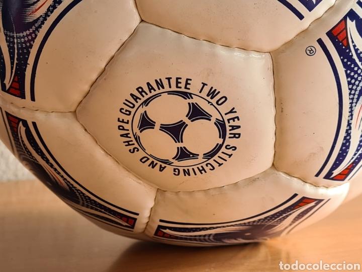 Coleccionismo deportivo: Balón Adidas Tricolore Mundial Fútbol Francia 1998 Official World Cup Ball Soccer - Foto 28 - 268845754