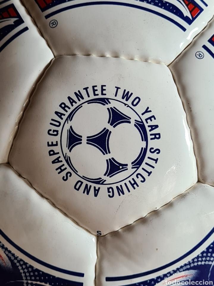 Coleccionismo deportivo: Balón Adidas Tricolore Mundial Fútbol Francia 1998 Official World Cup Ball Soccer - Foto 31 - 268845754