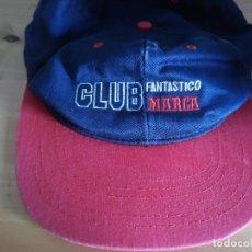 Coleccionismo deportivo: GORRA CLUB FANTÁSTICO MARCA. Lote 268914389