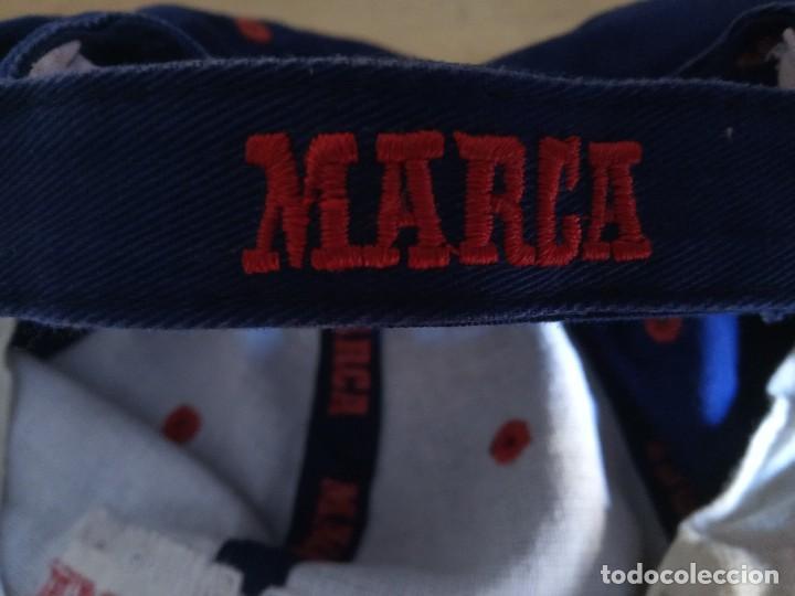 Coleccionismo deportivo: Gorra Club Fantástico Marca - Foto 11 - 268914389