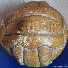 Coleccionismo deportivo: (F-210608)BALON 18 PANELES MARCA RECORD AÑOS 60S. Lote 268962524