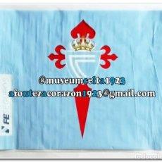 Coleccionismo deportivo: 38 BANDERINES CELTA DE VIGO. Lote 268964234