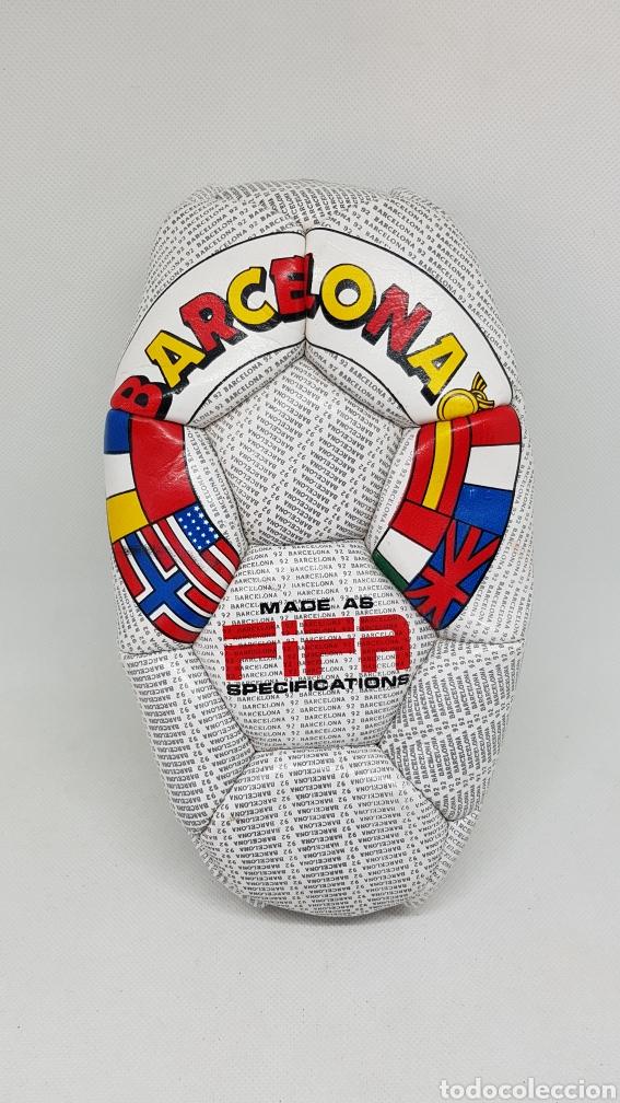ANTIGUO BALON BARCELONA 92 FIFA SPECIFICATIONS (Coleccionismo Deportivo - Material Deportivo - Fútbol)