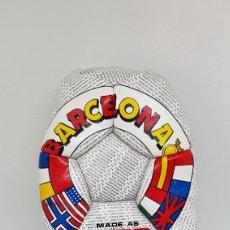 Coleccionismo deportivo: ANTIGUO BALON BARCELONA 92 FIFA SPECIFICATIONS. Lote 268978854