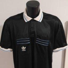 Coleccionismo deportivo: CAMISETA RETRO ADIDAS ÁRBITRO 1990-1992 WEMBLEY 92. Lote 269577658