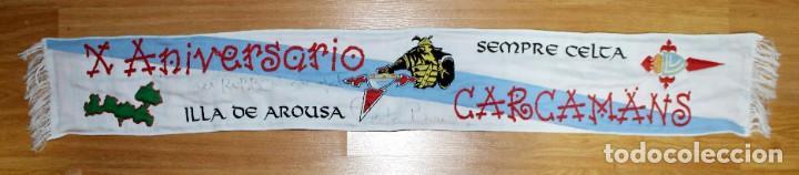 Coleccionismo deportivo: BUFANDAS DE PEÑAS DEL CELTA DE VIGO - Foto 6 - 269655713