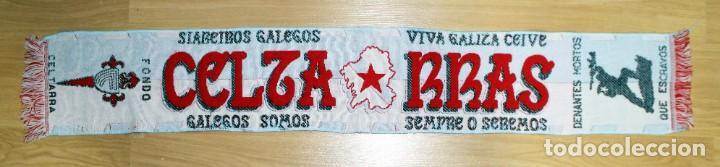 Coleccionismo deportivo: BUFANDAS DE PEÑAS DEL CELTA DE VIGO - Foto 8 - 269655713