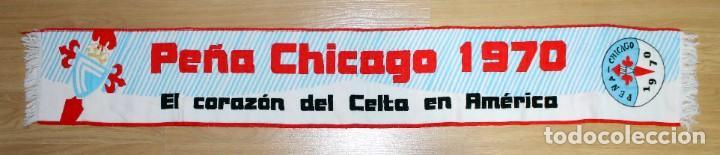 Coleccionismo deportivo: BUFANDAS DE PEÑAS DEL CELTA DE VIGO - Foto 11 - 269655713