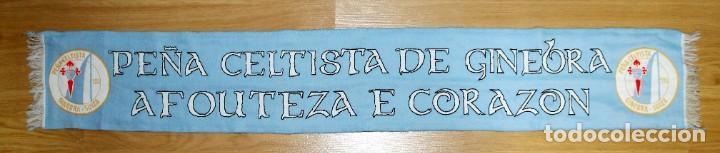 Coleccionismo deportivo: BUFANDAS DE PEÑAS DEL CELTA DE VIGO - Foto 14 - 269655713