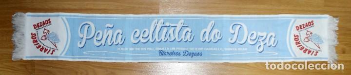 Coleccionismo deportivo: BUFANDAS DE PEÑAS DEL CELTA DE VIGO - Foto 17 - 269655713
