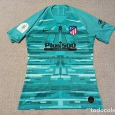 Coleccionismo deportivo: MATCH WORN ATLETICO DE MADRID ALEX FINAL SUPERCOPA 2020 NIKE MATCHWORN. Lote 269728573
