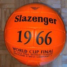 Coleccionismo deportivo: BALON SLAZENGER CHALLENGE 1966 MUNDIAL INGLATERRA. Lote 269829383