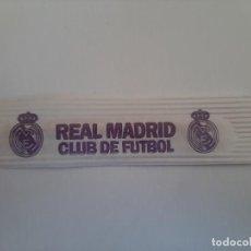 Coleccionismo deportivo: PALILLO DE DIENTES REAL MADRID SIN ABRIR. Lote 270367343
