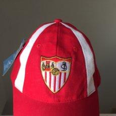 Coleccionismo deportivo: GORRA DEL SEVILLA FC. Lote 270590408
