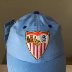 Coleccionismo deportivo: GORRA DEL SEVILLA FC (NIÑO). Lote 270590903