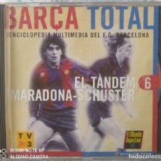 Coleccionismo deportivo: BARÇA TOTAL N.6. Lote 271361293