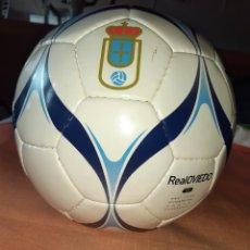 Coleccionismo deportivo: BALÓN REAL OVIEDO. Lote 275695283