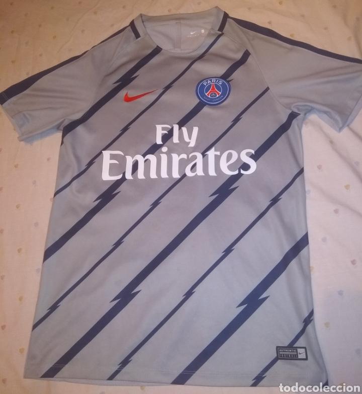 CAMISETA PSG (Coleccionismo Deportivo - Material Deportivo - Fútbol)