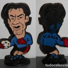 Coleccionismo deportivo: FIGURA METÁLICA DEL FUTBOL CLUB BARCELONA DE LA TEMPORADA 1998/99 - V. BAIA. Lote 277160923