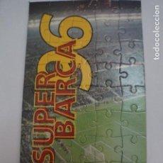Coleccionismo deportivo: PUZZLE DE ESTADIO DEL F.C.BARCELONA SUPER BARÇA 96 DEL MUNDO DEPORTIVO HAZTE CON EL. Lote 277589828
