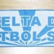 Coleccionismo deportivo: BUFANDA CELTA DE VIGO FÚTBOL SALA. Lote 285466603
