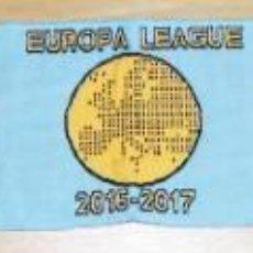 Coleccionismo deportivo: BUFANDA CONMEMORATIVA UEFA EUROPA LEAGUE 2016/17 CELTA, STANDARD LIEJA, AJAX Y PANATHINAIKOS. Lote 287395953