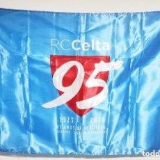 Coleccionismo deportivo: BANDERA CELTA DE VIGO 95º ANIVERSARIO. Lote 287396108