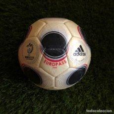 Coleccionismo deportivo: MINI BALON ADIDAS EUROCOPA 2008 ESPAÑA CAMPEÓN. Lote 287853233