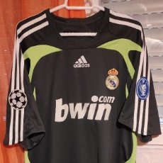Coleccionismo deportivo: CAMISETA DE FÚTBOL REAL MADRID. Lote 288355638