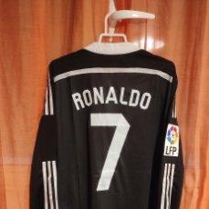 Coleccionismo deportivo: CAMISETA DE FÚTBOL RONALDO REAL MADRID. Lote 288364778