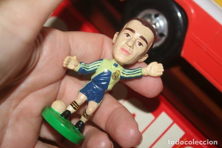 TARGET 2000 MUÑECO REAL MADRID FUTBOL CASAR (Coleccionismo Deportivo - Material Deportivo - Fútbol)