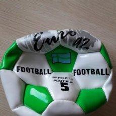 Coleccionismo deportivo: BALÓN PROMOCION FÚTBOL EURO 92. Lote 289611458
