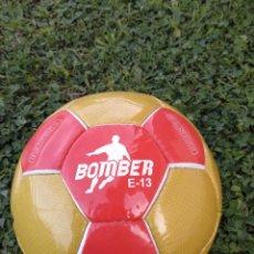Coleccionismo deportivo: BALÓN BOMBER E13. Lote 293924178