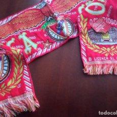 Coleccionismo deportivo: BENFICA PORTUGAL BUFANDA SCARF FOOTBALL FUTBOL. Lote 294563058