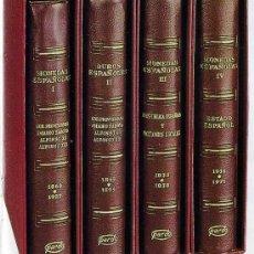 Material numismático: ALBUM PARA COLECCIONAR LAS MONEDAS DE 1936 A 1975 (FRANCO) - PARDO. Lote 185726617